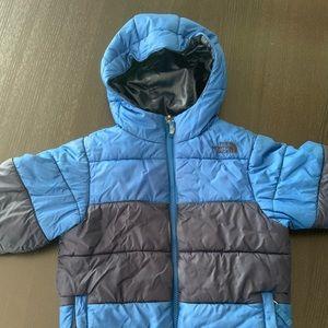 Boys reversible NorthFace jacket